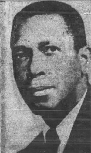 John Marriott (actor) - A 1953 promotional photo of Marriott