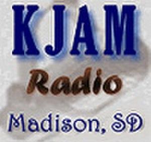 KJAM-FM - Image: KJAM logo