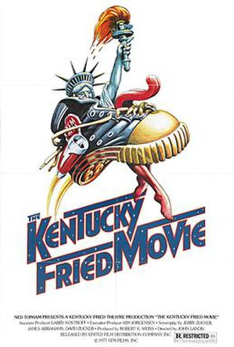 The Kentucky Fried Movie - Theatrical release poster