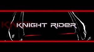 Knight Rider (2008 film) - Title Card