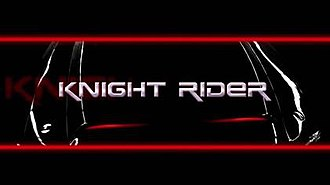 Knight Rider (2008 film) - Title Card