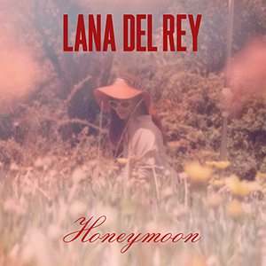 Honeymoon (Lana Del Rey song) - Image: Lana Del Rey Honeymoon (song) art