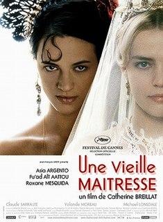 <i>The Last Mistress</i> 2007 film by Catherine Breillat