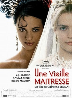 The Last Mistress - theatrical poster