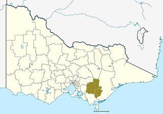 Latrobe Valley Region in Victoria, Australia