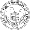 Official seal of Lenox, Massachusetts