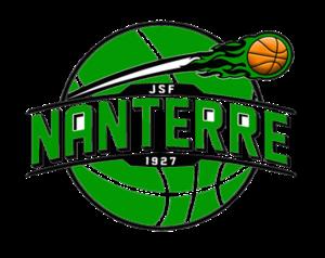 Nanterre 92 - Image: Logo JSF Nanterre