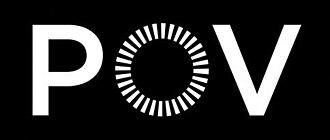 POV (TV series) - Image: Logo for PBS POV