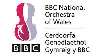 BBC National Orchestra of Wales - The official logo of the BBC National Orchestra of Wales