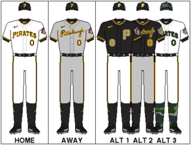 picture about Pittsburgh Pirates Printable Schedule identify Pittsburgh Pirates - Wikipedia