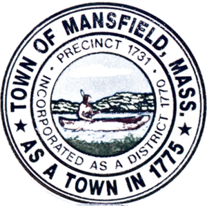 Mansfield, Massachusetts - Image: Mansfield MA seal