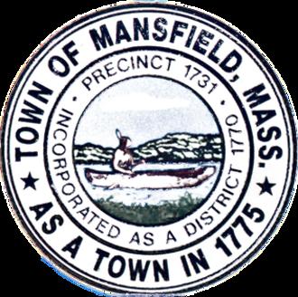 Mansfield, Massachusetts - Image: Mansfield MA seal