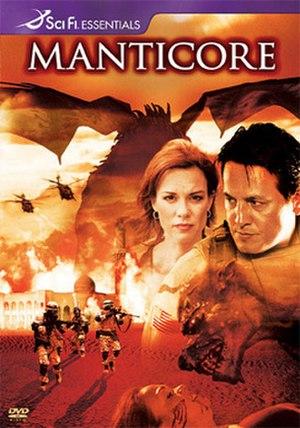 Manticore (film) - DVD cover