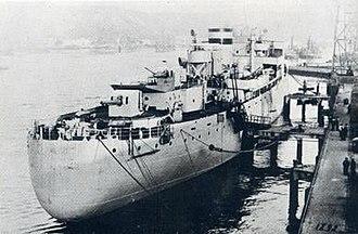 MV Mar Negro - Image: Mar neg ca