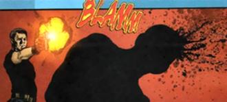Countdown to Infinite Crisis - Image: Max Lord kills Blue Beetle