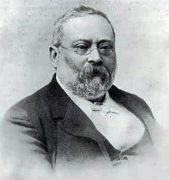 Meyer Lutz - Lutz in 1894