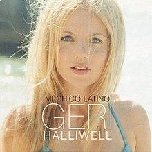 Geri Halliwell - Mi Chico Latino (studio acapella)