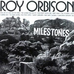 Milestones (Roy Orbison album) - Image: Milestones Roy Orbison