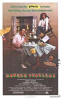 <i>Modern Problems</i> 1981 American fantasy comedy film by Ken Shapiro