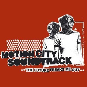 The Future Freaks Me Out - Image: Motion City Soundtrack The Future Freaks Me Out cover