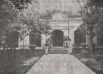 Mutty Lall Seal - Image: Mutty Lal Seal's devalaya at Belghoria