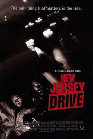 New Jersey Drive - Theatrical Release Poster