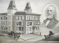 Woonsocket Medical Corporation, founded by Seth Arnold in the 19th century