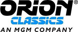 Orion Classics - Image: Orion classics logo 2018