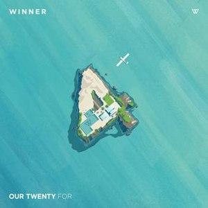 Winner (band) - Our Twenty For (album cover)