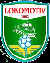 FC Lokomotiv Tashkent logo since 2013