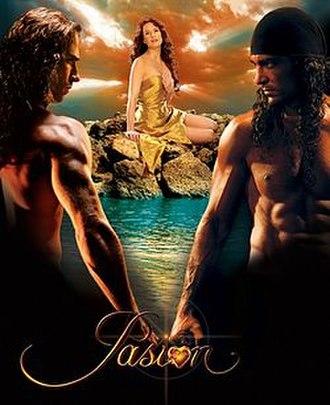Pasión (TV series) - Image: Pasión DVD