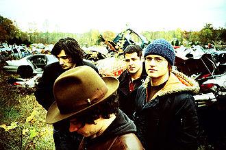 Pela (band) - Photo by Brendon Stuart