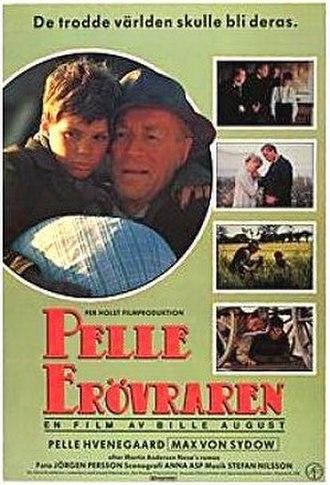 Pelle the Conqueror - Original Swedish poster
