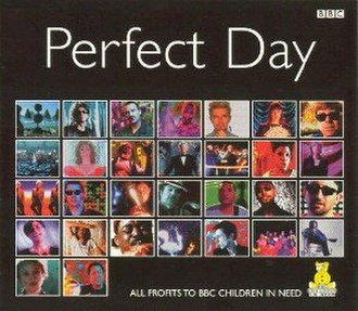Perfect Day (Lou Reed song) - Image: Perfect Day single cover 1997