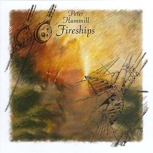 Fireships (album) - Image: Peter Hammill Fireships
