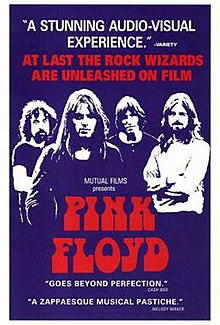 Pink Floyd: Live at Pompeii - Wikipedia
