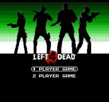 left for dead 2 player