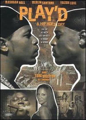 Play'd: A Hip Hop Story - DVD cover