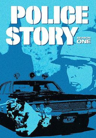 Police Story (1973 TV series) - DVD cover