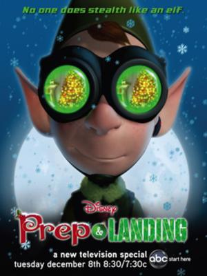 Prep & Landing - Image: Prep & Landing poster