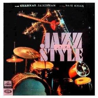 Shankar Jaikishan - SJ's 1968 Indo-jazz album, Raaga- Jazz Style.