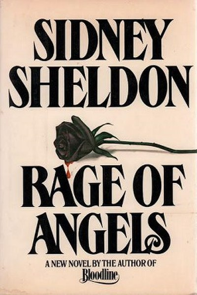 Picture of a book: Rage Of Angels