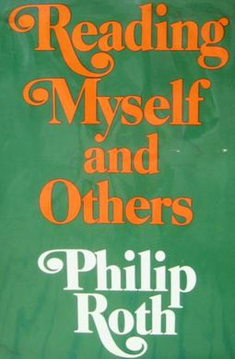 Reading Myself and Others - Reading Myself and Others first edition cover