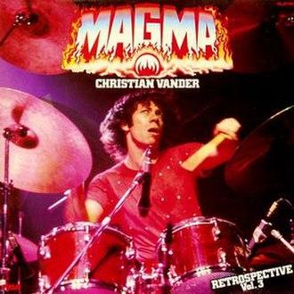 Retrospektïẁ (Part III) - Image: Retrospektiw III Magma