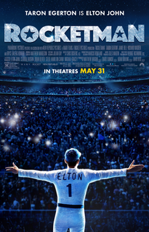 <i>Rocketman</i> (film) 2019 biographical musical drama film