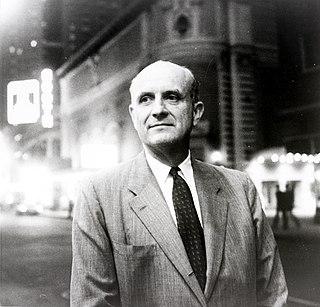 Roger L. Stevens American theatre manager