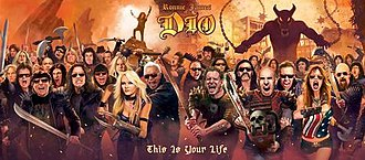 Ronnie James Dio – This Is Your Life - Image: Ronnie James Dio This Is Your Life gatefold