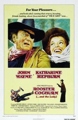 Rooster Cogburn (film) - Image: Rooster cogburn