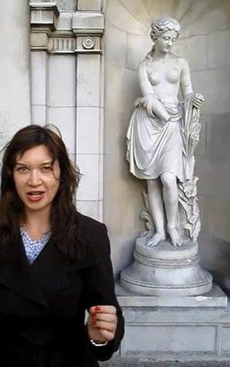 Rosemary Barrow - Rosemary Barrow at Grove House, University of Roehampton
