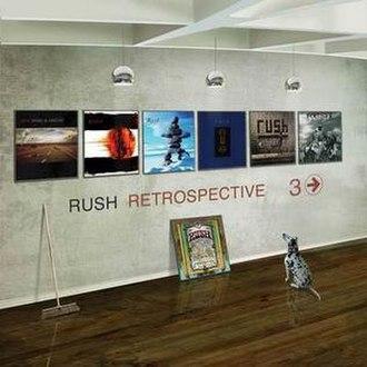 Retrospective III: 1989–2008 - Image: Rush Retrospective 3